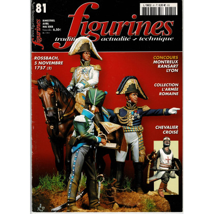 Figurines Magazine N° 81 (magazines de figurines de collection) 001