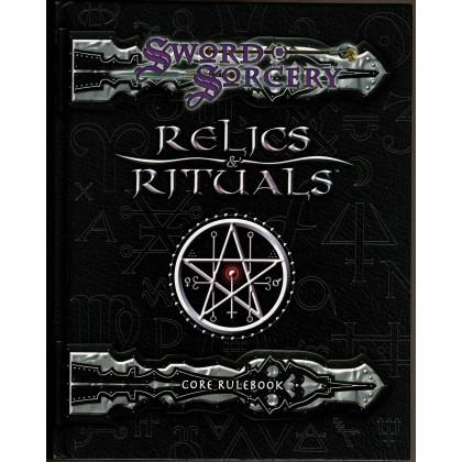Relics & Rituals - Core Rulebook (jdr Sword & Sorcery en VO) 001