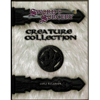 Creature Collection - Core Rulebook (jdr Sword & Sorcery en VO) 001