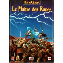Le Maître des Runes (jdr Runequest 1ère impression en VF)
