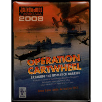 Against the Odds Annual 2008 - Operation Cartwheel (wargame de LPS en VO)