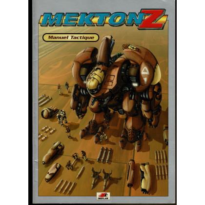 Mekton Z - Manuel Tactique (jdr d'Oriflam en VF) 004