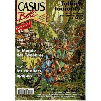 Casus Belli N° 92 (magazine de jeux de rôle) 012