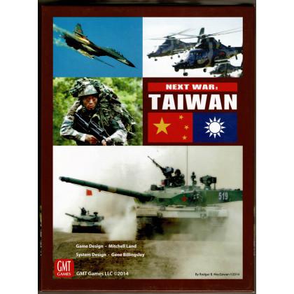 Next War : Taiwan (wargame de GMT Games en VO) 001