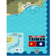 Next War : Taiwan - Carte (wargame de GMT Games en VO) 001