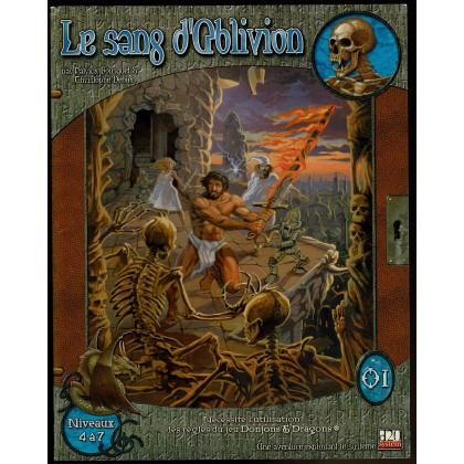 O1 Le Sang d'Oblivion (jdr d20 System/D&D 3 de Siroz en VF) 002
