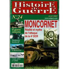 Histoire de Guerre N° 24 (Magazine histoire militaire)