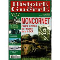 Histoire de Guerre N° 24 (Magazine histoire militaire) 001