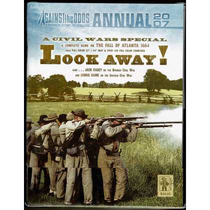 Against the Odds Annual 2007 - Look Away! - The Fall of Atlanta 1864 (wargame de LPS en VO) 001