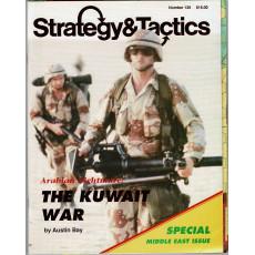 Strategy & Tactics N° 139 - The Kuwait War (magazine de wargames en VO)