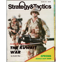 Strategy & Tactics N° 139 - The Kuwait War (magazine de wargames en VO)