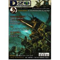 D20 Magazine N° 3 (magazine de jeux de rôles)