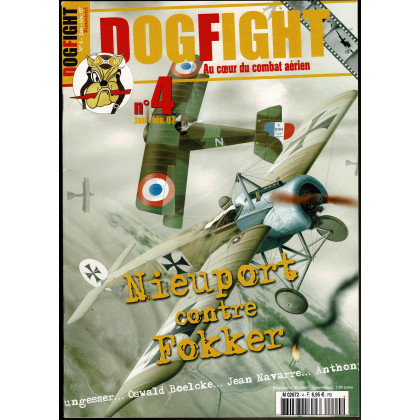 Dofight N° 4 (Magazine d'aviation militaire en VF) 001