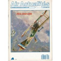 Air Actualités N° 414 (Le Magazine d'information de l'Armée de l'Air) 001