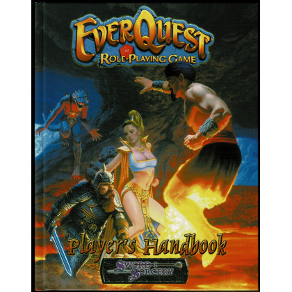 EverQuest Role-Playing Game - Player's Handbook (jdr Sword & Sorcery en VO) 001