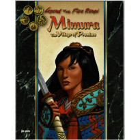 Mimura - The Village of Promises (jdr Legend of the Five Rings 2e édition en VO) 001