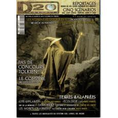 D20 Magazine N° 4 (magazine de jeux de rôles)