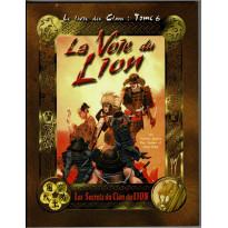 Le Livre des Clans Tome 6 - La Voie du Lion (jdr Le Livre des Cinq Anneaux en VF) 002