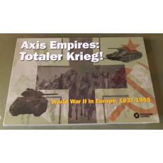 Axis Empires : Totaler Krieg ! (wargame de Decision Games en VO)
