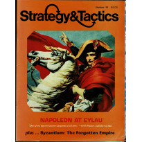 Strategy & Tactics N° 138 - Napoleon at Eylau 1807 (magazine de wargames en VO)
