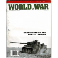 World at War N° 20 - Grossdeutschland Panzer Division (Magazine wargames World War II en VO)