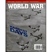 World at War N° 19 - The Hardest Days (Magazine wargames World War II en VO) 001
