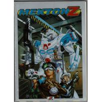 Mekton Z - Livre de base (jdr d'Oriflam en VF) 006