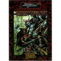Les Terres Balafrées - Les Terriers des Hommes Rats (jdr Sword & Sorcery en VF)