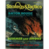 Strategy & Tactics N° 133 - Bâton Rouge 1862 (magazine de wargames en VO) 001