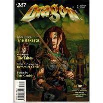 Dragon Magazine N° 247 (magazine de jeux de rôle en VO)