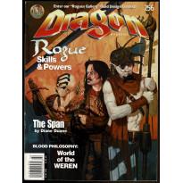 Dragon Magazine N° 256 (magazine de jeux de rôle en VO)