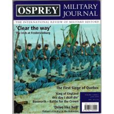 Osprey Military Journal - Volume 1 Issue 2 (magazine d'histoire militaire en VO)