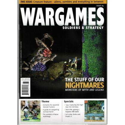 Wargames Soldiers & Strategy N° 85 (Magazine jeux de figurines en VO) 001