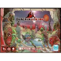 Dungeon World - Coffret de base (jdr Livre-jeu de Narrativiste Edition en VF)