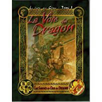 Le Livre des Clans Tome 1 - La Voie du Dragon (jdr Le Livre des Cinq Anneaux en VF)