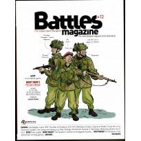 Battles Magazine N° 12 (magazine de wargames en VO) 001