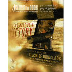 Against the Odds Volume VII Nr. 2 - Clash of Ironclads 1866 (A journal of history and simulation en VO)