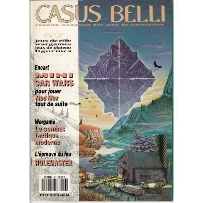 Casus Belli N° 57 (premier magazine des jeux de simulation) 011