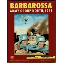 Barbarossa - Army Group North 1941 (wargame GMT Games en VO) 001