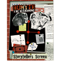 Hunter The Reckoning - Storytellers Screen (jdr White Wolf en VO)