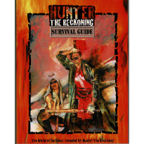 Hunter The Reckoning - Survival Guide (jdr White Wolf en VO) 001