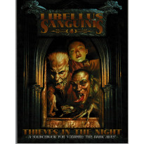 Libellus Sanguinis 4 - Thieves in the Night (jdr Vampire The Dark Ages en VO)
