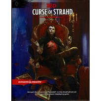 Curse of Strahd (jdr Dungeons & Dragons 5 en VO)