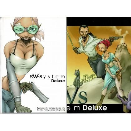 EW-System Deluxe - Livre de règles et écran de Jeu (système universel de jdr en VF) 003