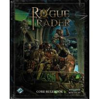Rogue Trader - Core Rulebook (jdr Warhammer 40,000 en VO) 002