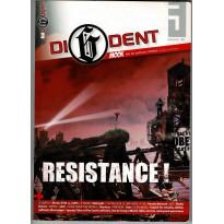 Di6dent N° 3 (magazine de jeux de rôle et de culture rôliste)