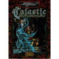 Les Terres Balafrées - Calastie - Le Trône du Dragon Noir (jdr Sword & Sorcery en VF)