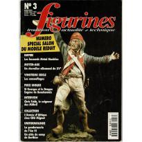 Figurines Magazine N° 3 (magazine de figurines de collection) 001