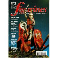 Figurines Magazine N° 2 (magazine de figurines de collection) 001