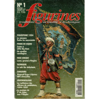 Figurines Magazine N° 1 (magazine de figurines de collection) 001